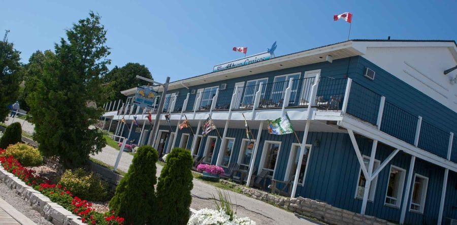 Tobermory Waterfront Motel